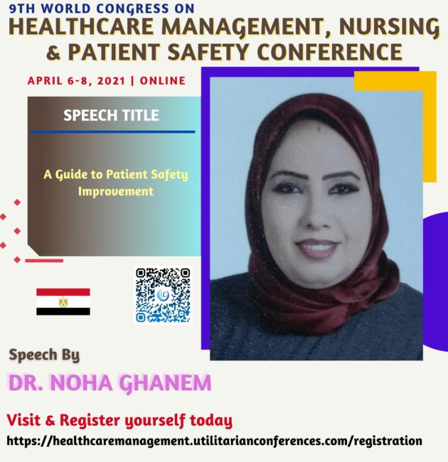 Dr. Noha Ghanem