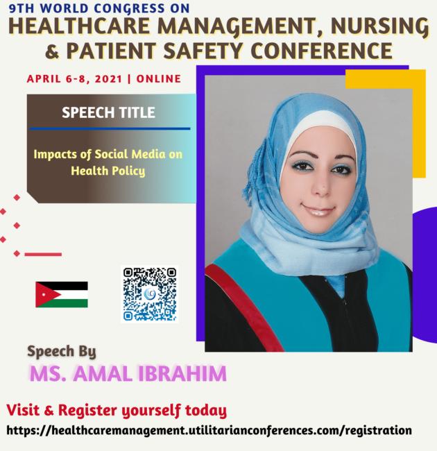 Ms. Amal Ibrahim
